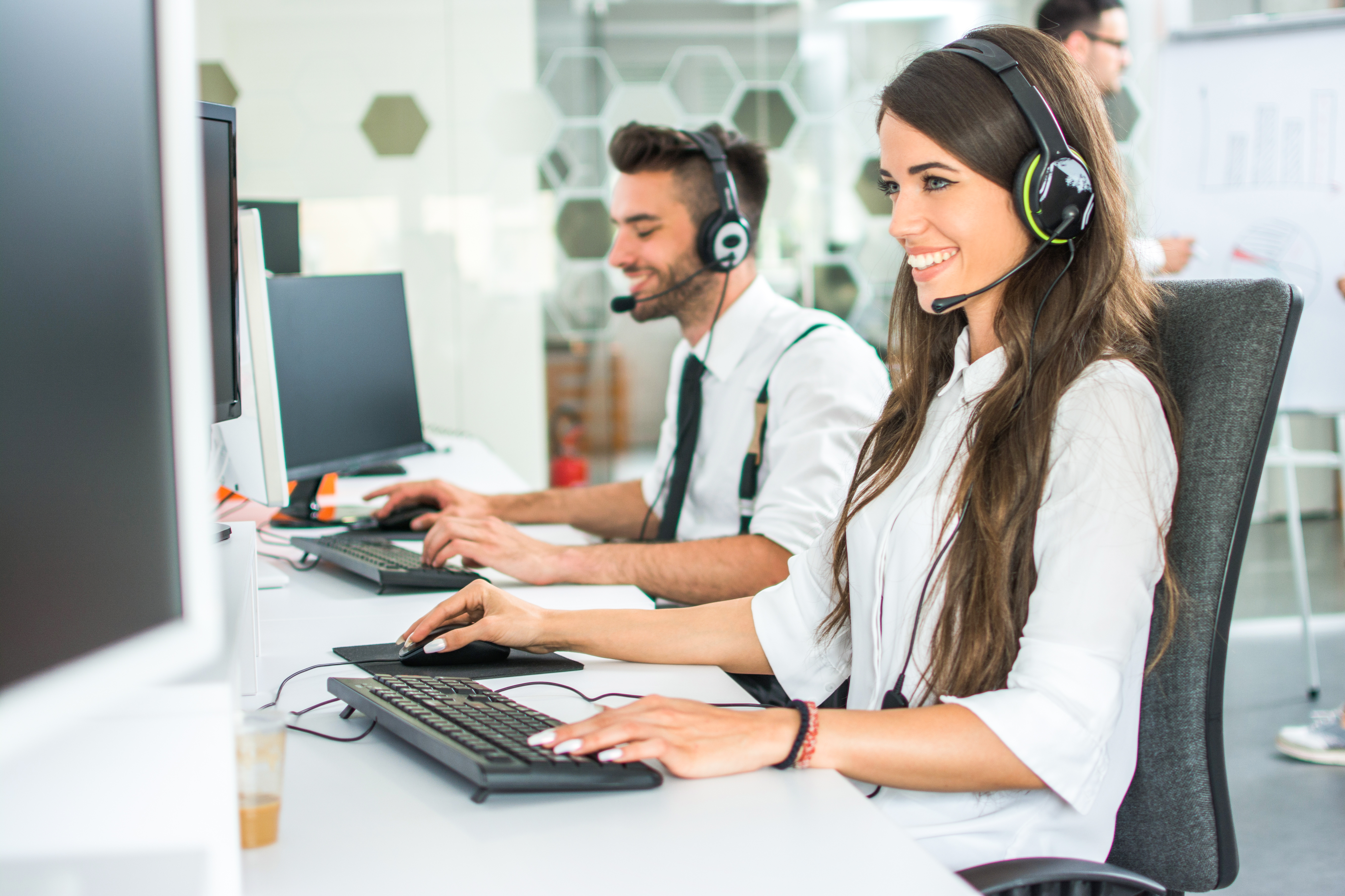 Live Receptionist / Phone Services - Virtual Office By Design