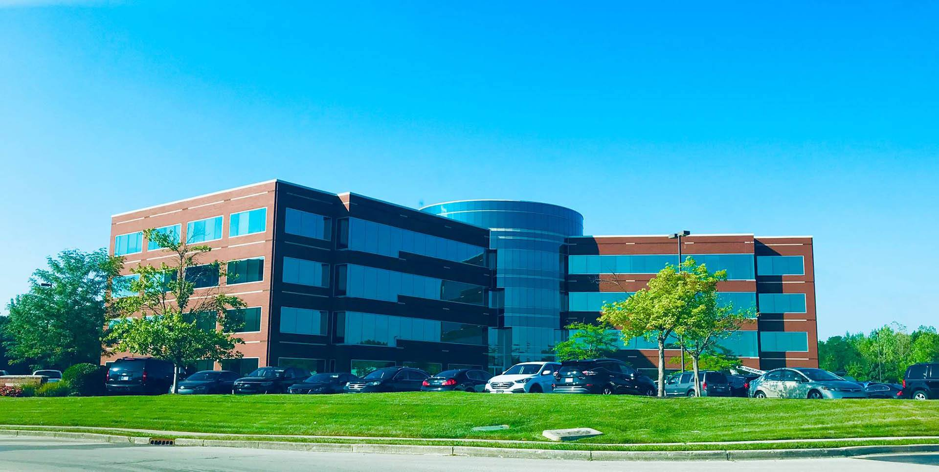 Image of our headquarters in Indianapolis - Virtual Office by Design