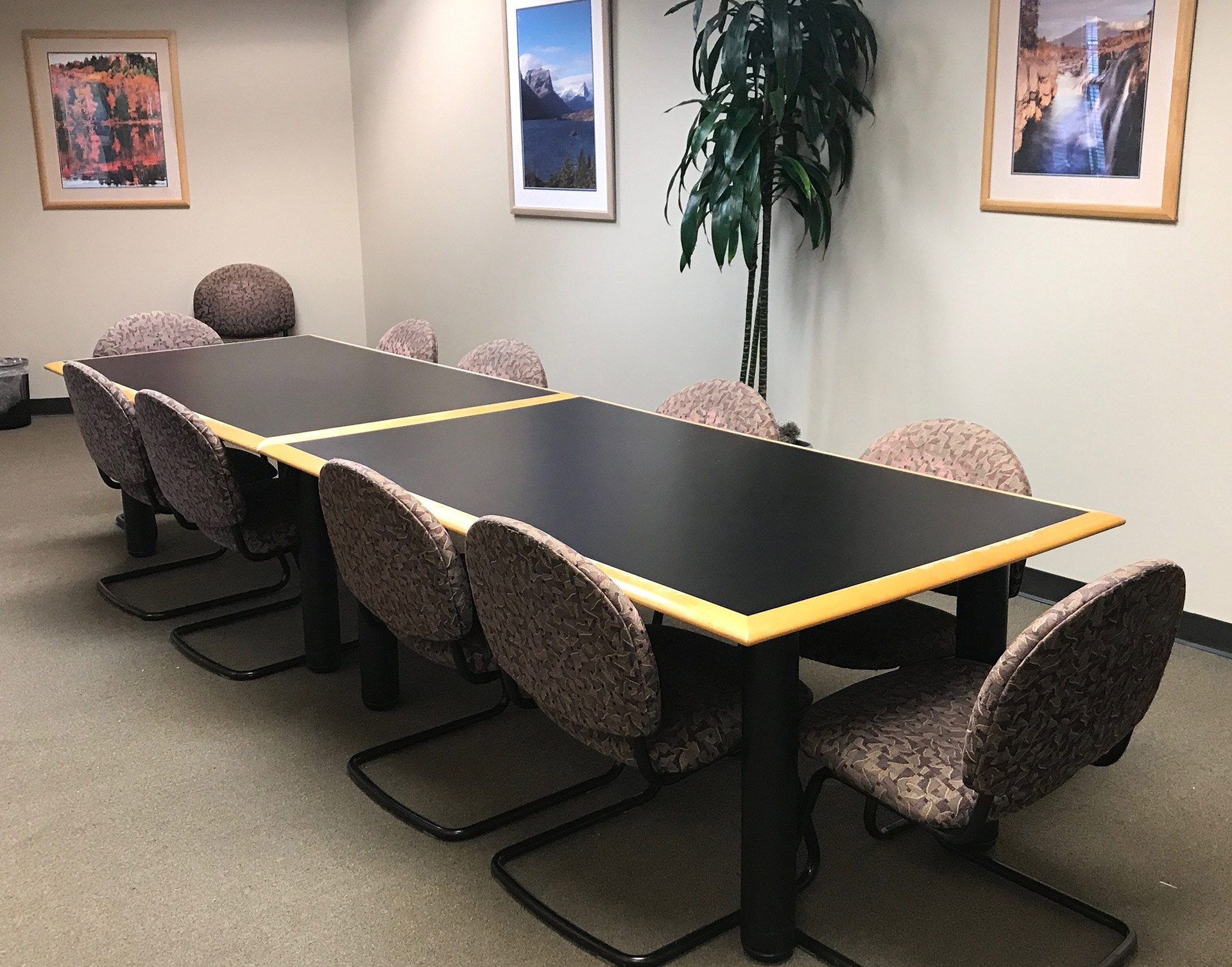 Medium Sized Conference Room for Rent - Virtual Office by Design